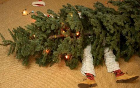 Christmas DIY safety tips.